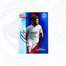 Load image into Gallery viewer, Ellis Harrison 2019/20 Signed Topps Card