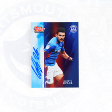Load image into Gallery viewer, Gareth Evans 2019/20 Signed Topps Card