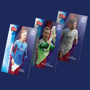 2019/20 'Topps Collectable' Full Squad Card Pack