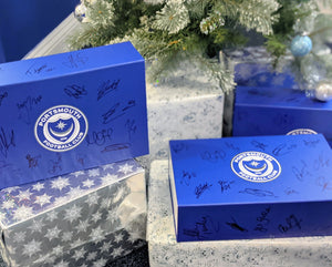 Signed Pompey Gift Box