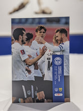 Load image into Gallery viewer, Signed Pompey v Oxford United programme 2020/21 Season