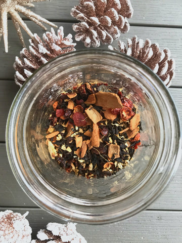 Fireside Tea: A Winter Blend