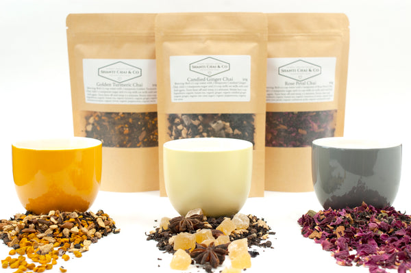 Specialty Chai 3-Pack