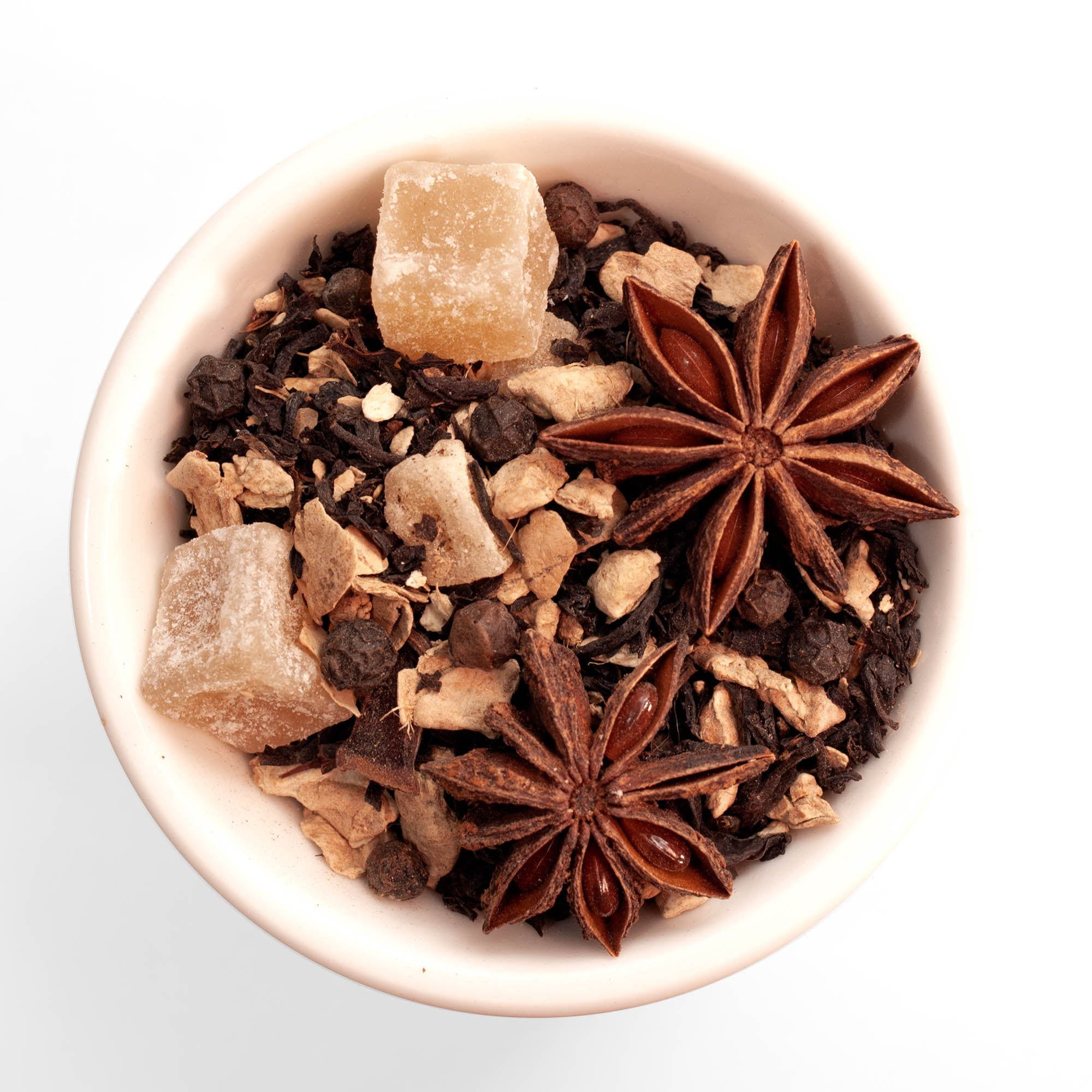 Candied Ginger Chai