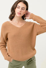 Load image into Gallery viewer, The Autumn Sweater - Camel