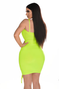 Lime Crime Dress