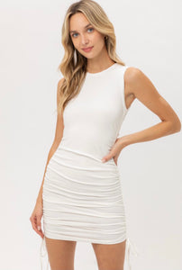 Summer Love Dress - White