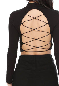 The Paige Top - Black
