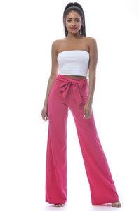 Boss Babe Pants - Pink