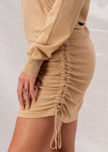 Load image into Gallery viewer, The Chloe Dress - Tan