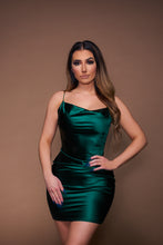 Load image into Gallery viewer, She's A Gem Dress - Emerald