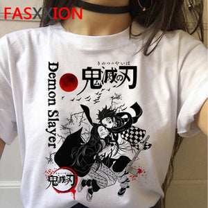 Playera Demon Slayer Genial