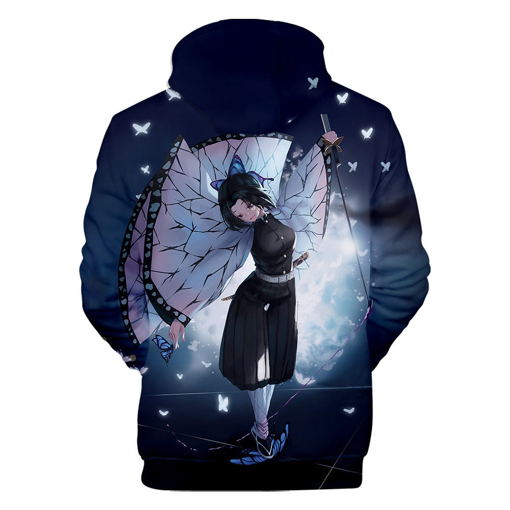 Sudadera Demon Slayer Kimetsu no Yaiba
