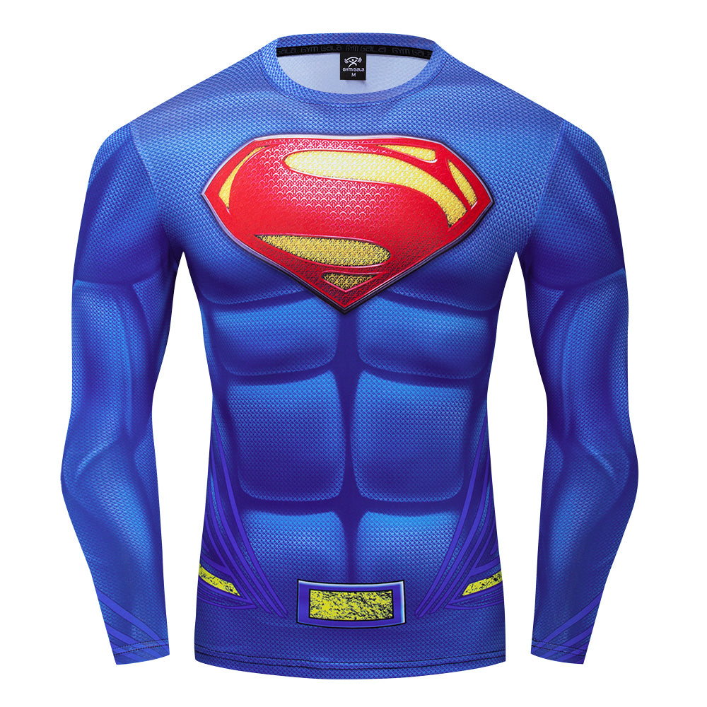 Camiseta Superhéroe Superman