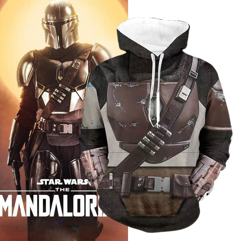 Sudadera Star Wars The Mandalorian