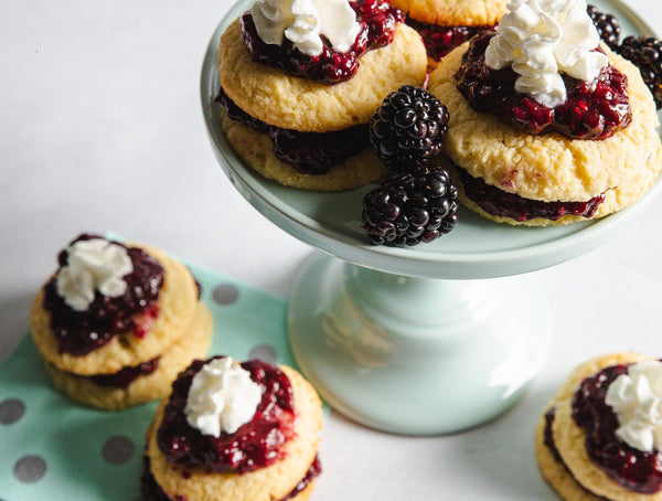 Blackberry Shortcake