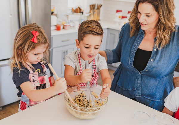 National Kids Take Over The Kitchen Day Is September 13