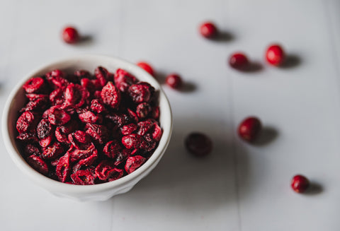 sugar free keto dried cranberries