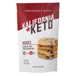 Keto Chocolate Chip Cookie Baking Mix by Kalifornia Keto