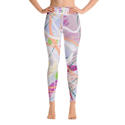 Colorful Comfortable LGTR by xLittleWEAR 1998 Yoga Pant Leggings | xLITTLEwear