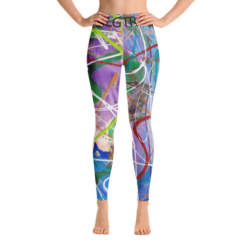 Colorful Comfortable LGTR by xLittleWEAR 1822 Yoga Pant Leggings | xLITTLEwear