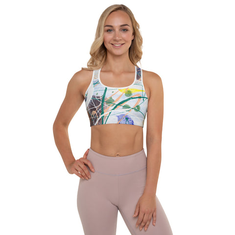 1989 | Padded Sports Bra | xLITTLEwear