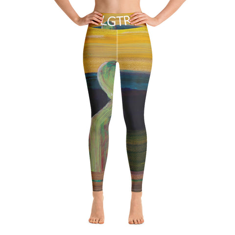 Colorful Comfortable LGTR by xLittleWEAR 2047 Yoga Pant Leggings | xLITTLEwear