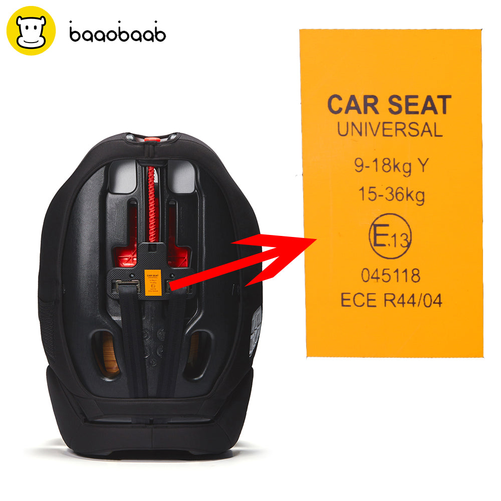 3 in1 Baby Child Car Seat