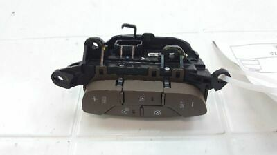 06-11 2006 CADILLAC DTS COLUMN CRUISE CONTROL & HEATED WHEEL SWITCH OEM 55060