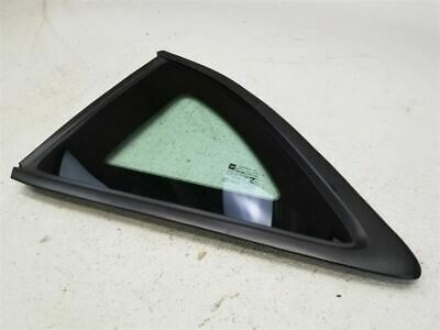 2010-2015 CHEVY CAMARO COUPE REAR LEFT DRIVER SIDE QUARTER GLASS OEM 192942