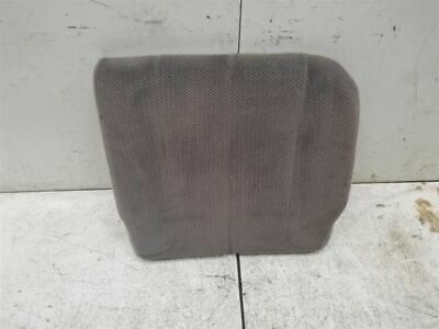 2003 DODGE RAM 1500 REAR LEFT SEAT BACK REST UPPER CUSHION CLOTH OEM 130467
