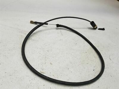 1997 DODGE DAKOTA 3.9L THROTTLE VALVE CABLE VIN X 8TH DIGIT 6-239 OEM 179552