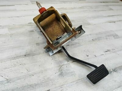 2002 OLDSMOBILE BRAVADA A/T BRAKE PEDAL ASSEMBLY OEM 120119