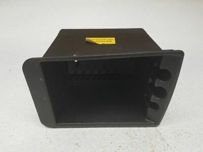 1999 JEEP GRAND CHEROKEE CONSOLE STORAGE CUBBY W/ COIN SLOTS OEM 176139