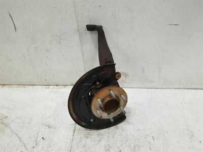 2007-2008 FORD EXPEDITION FRONT LEFT DRIVER SPINDLE KNUCKLE WITH HUB OEM 130032