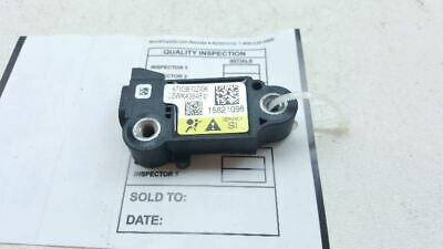 2008-2012 2011 CHEVY MALIBU FRONT LEFT RIGHT DOOR CRASH IMPACT SENSOR OEM 26565