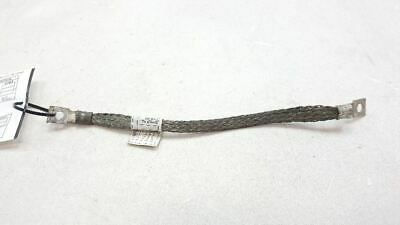 2008-2013 BMW 128i NEGATIVE BATTERY CABLE TERMINAL GROUND WIRE OEM  36838