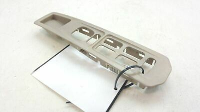 2003-2007 2004 CADILLAC CTS FRONT DRIVER LEFT DOOR SWITCH BEZEL OEM 46220
