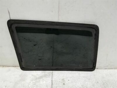 2006-2010 JEEP COMMANDER REAR RIGHT QUARTER WINDOW GLASS TINTED 128860