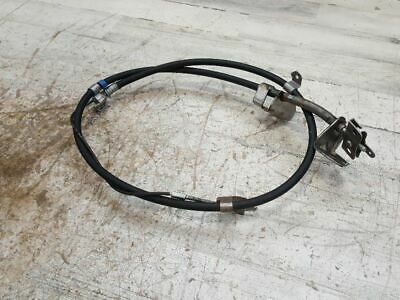 2013 NISSAN ALTIMA 2.5L A/T FRONT PARKING BRAKE CABLE OEM 105194