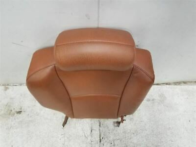 2003 INFINITI FX35 REAR RIGHT SEAT BACK UPPER CUSHION LEATHER OEM 152116