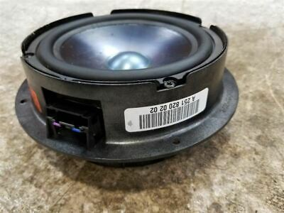 2006-2009 MERCEDES R-CLASS FRONT RIGHT PASSENGER DOOR SPEAKER OEM 120287