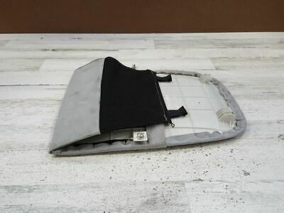 2006-2008 HYUNDAI SONATA FRONT LEFT DRIVER SEAT CLOTH BACK & MAP POUCH OEM 94428