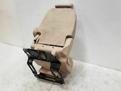 2007 CHEVROLET TAHOE REAR RIGHT PASSENGER SEAT LEATHER MANUAL OEM 141358