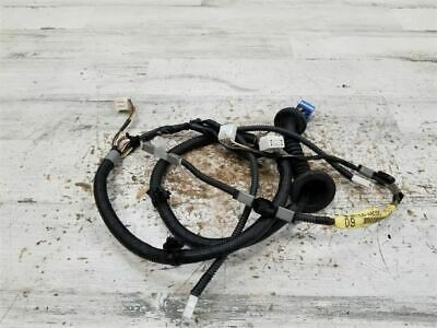 2006-2009 LEXUS RX400H REAR LEFT DRIVER SIDE DOOR WIRING HARNESS OEM 135827