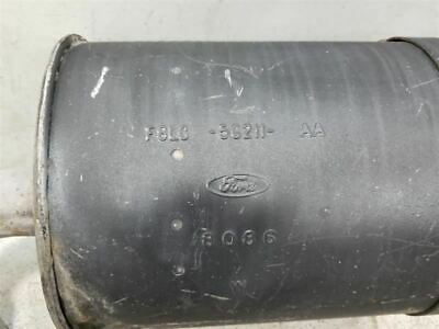 1998 LINCOLN MARK VIII REAR RIGHT EXHAUST MUFFLER OEM 114586