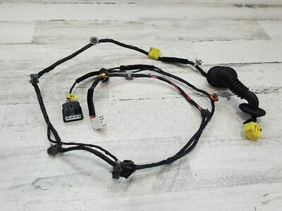 2010-2016 2014 HYUNDAI TUCSON REAR RIGHT DOOR WIRE HARNESS OEM 65358