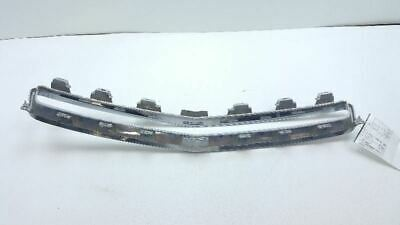 2008-2012 2011 CHEVY MALIBU GRILLE UPPER CHROME TRIM OEM 25321