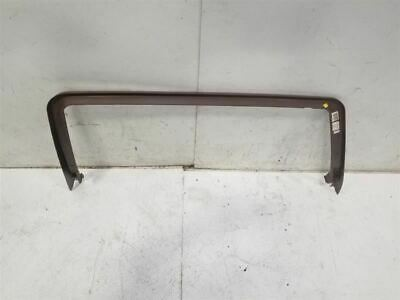 2006-2013 MERCEDES R-CLASS REAR LEFT DOOR WINDOW UPPER FRAME TRIM OEM 120339