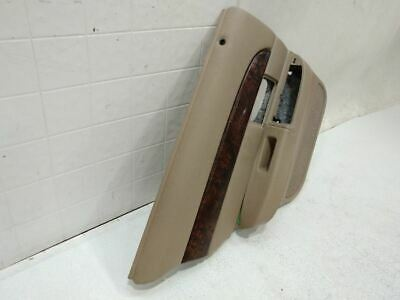 2005 MERCURY GRAND MARQUIS REAR LEFT INTERIOR DOOR TRIM PANEL OEM 74284